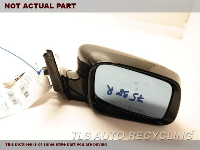 Acura Tl Side Mirror Glass Replacement