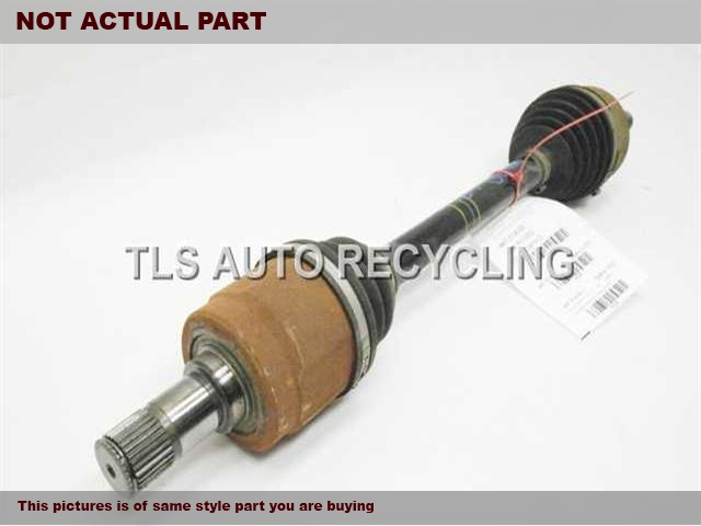 2012 Acura TL Axle Shaft. LH,FRONT AXLE, OUTER SHAFT, L., AT