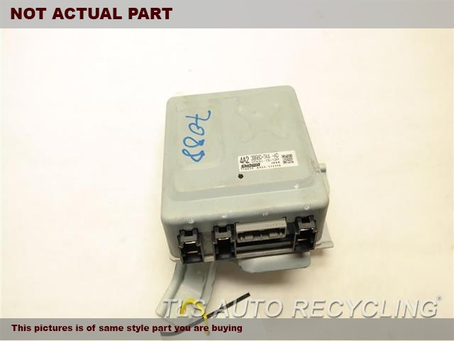 2012 Acura TL Chassis Cont Mod. 39980TK4A01 ELECTRONC POWER STEERING
