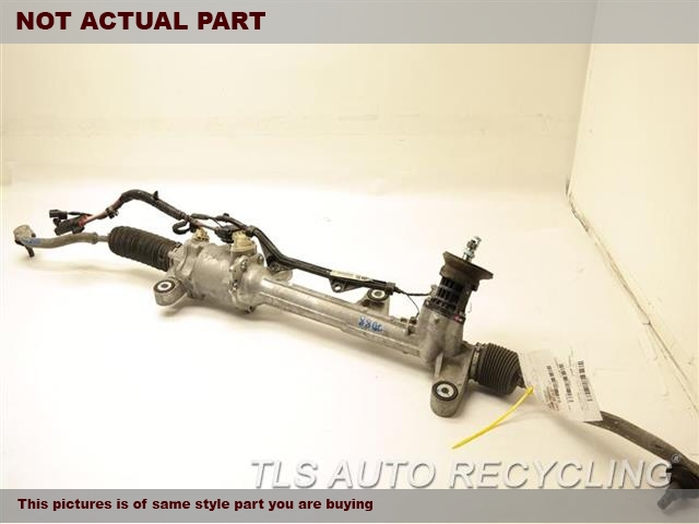 2012 Acura TL Steering Gear Rack. STEERING GEAR RACK 53600TK4A01