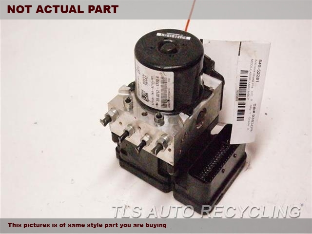 2012 Acura TL Abs Pump. MODULATOR ASSEMBLY,VEHICLE STABILIT