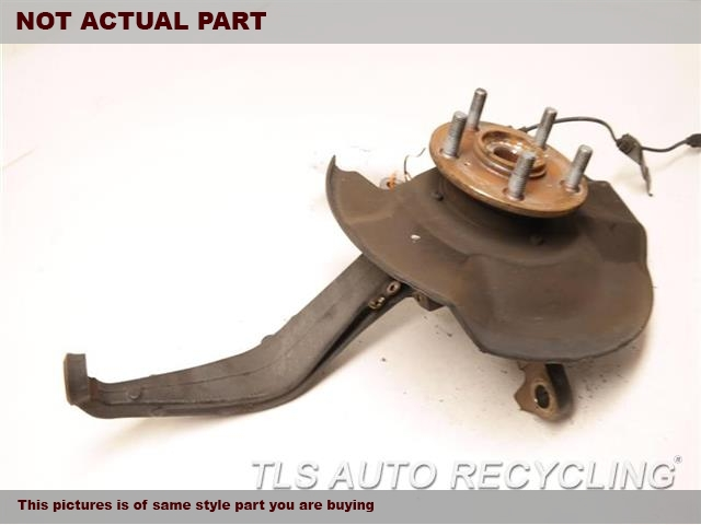 2012 Acura TL Spindle Knuckle, Fr. RH