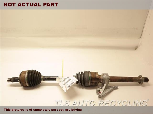 2016 Acura TLX Axle Shaft. RH,FRONT AXLE, 3.5L, OUTER SHAFT, R