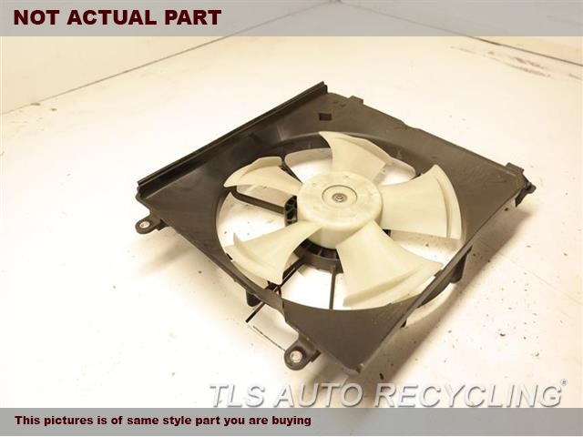 2015 Honda Accord Rad Cond Fan Assy. LH,FAN ASSEMBLY, 2.4L, TOYO MANUFAC