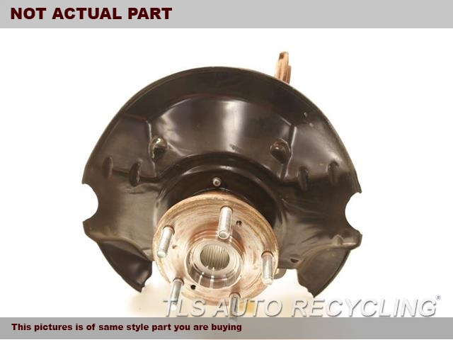 2017 Acura Tlx Spindle Knuckle, Fr old Loc:09/18/19 user:IGOR notes:REPLACEMENT STK#9609YL RH,FWD, R.