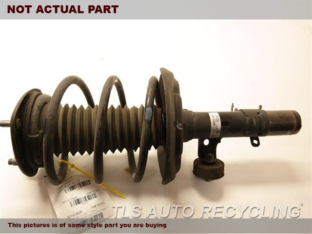 2016 Acura TLX Strut. RH,FRONT, FWD, R.
