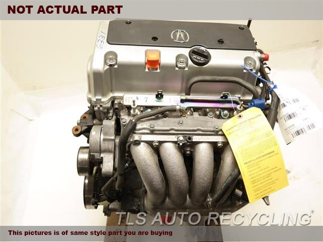 2006 Acura TSX Engine Assembly. ENGINE ASSEMBLY 1 YEAR WARRANTY