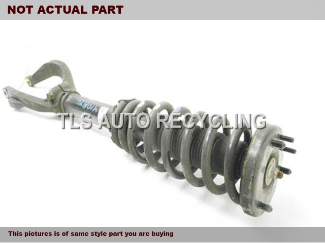 2006 Acura TSX Strut. RH,FRONT, R.FRONT, R.