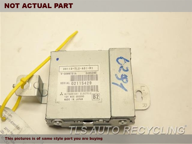 2009 Acura TSX Chassis Cont Mod. 39113TL2A01 USB INTERFACE MODULE