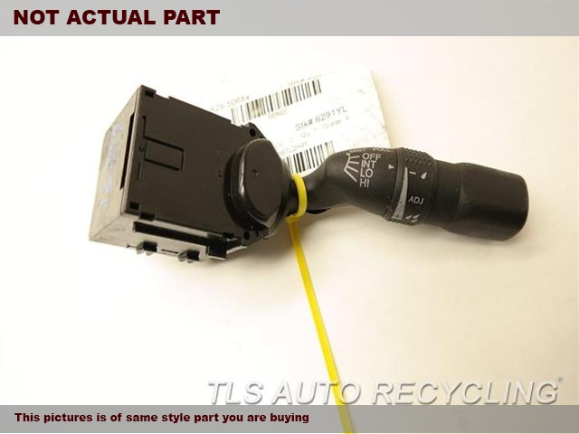 2009 Acura TSX Column Switch. WIPER SWITCH 35256TL2H41