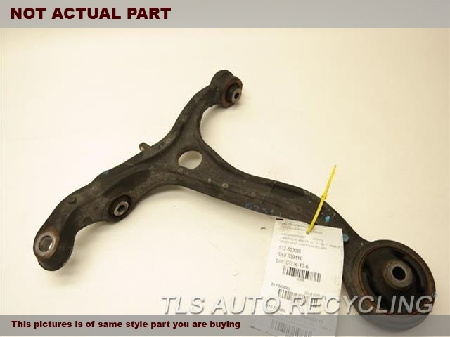 2009 Acura TSX Lower Cntrl Arm, Fr. 51360TE1A00DRIVER FRONT LOWER CONTROL ARM