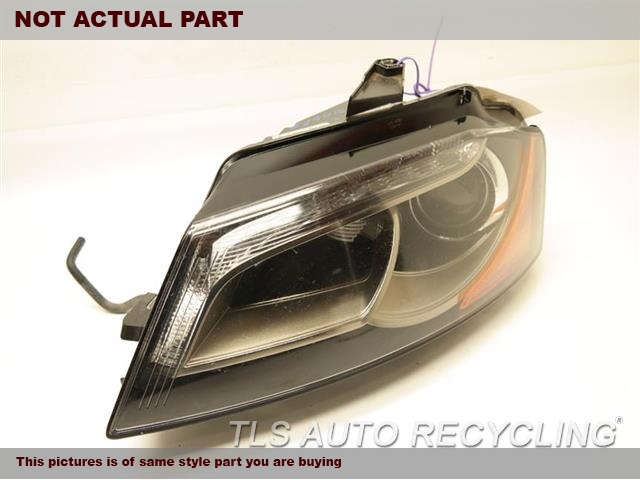 DRIVER HEADLAMP HID COMPELTE