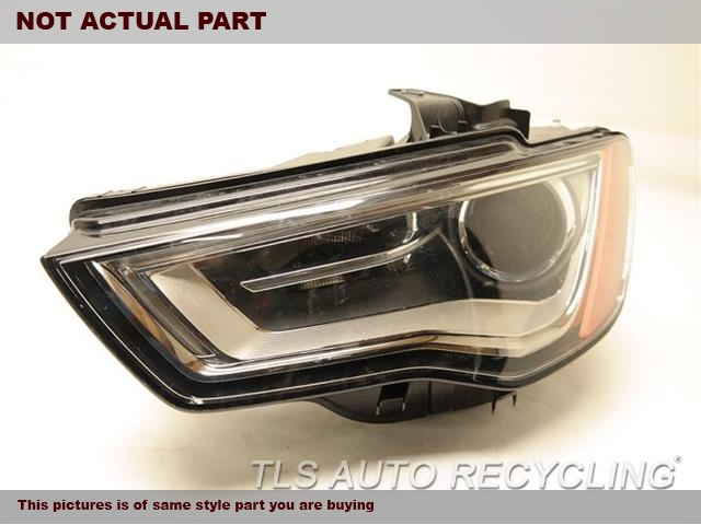 DRIVER SIDE HID HEADLAMP 8V0941043B