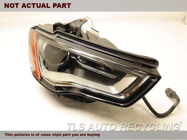 PASSENGER SIDE HID HEADLAMP