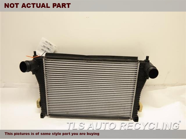 2015 Volkswagen Golf Intercooler  1.8L