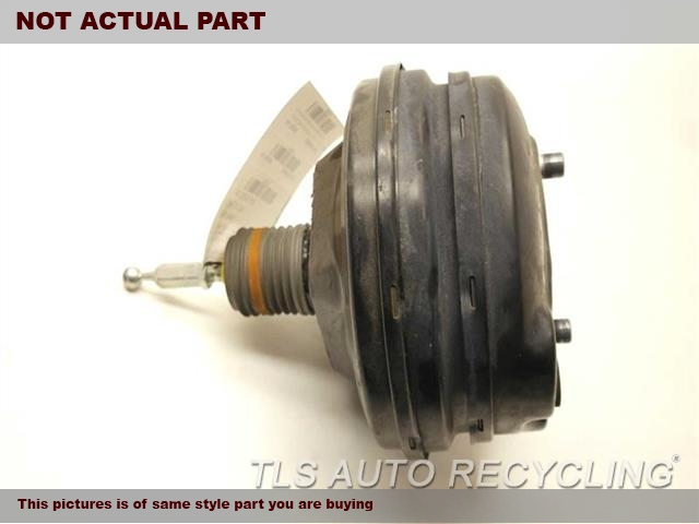 2008 Audi A4 AUDI Brake Booster. POWER BRAKE BOOSTER 8E0612107J