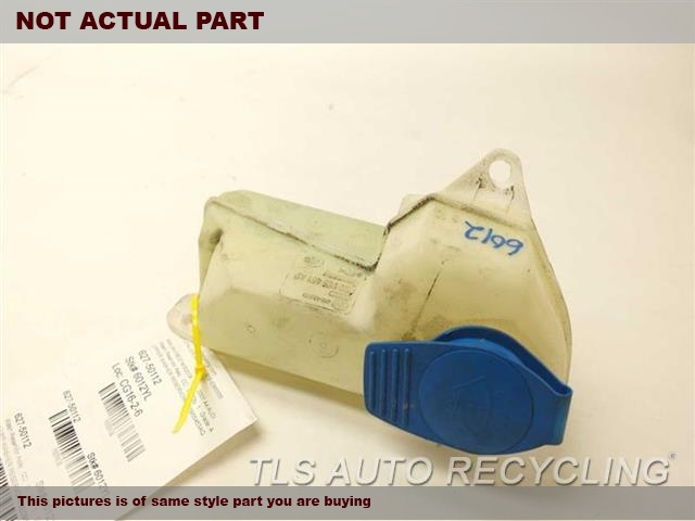 2008 Audi A4 AUDI Wash Reservoir Assy. UPPER WASHER RESERVOIR 8E0955453AQ
