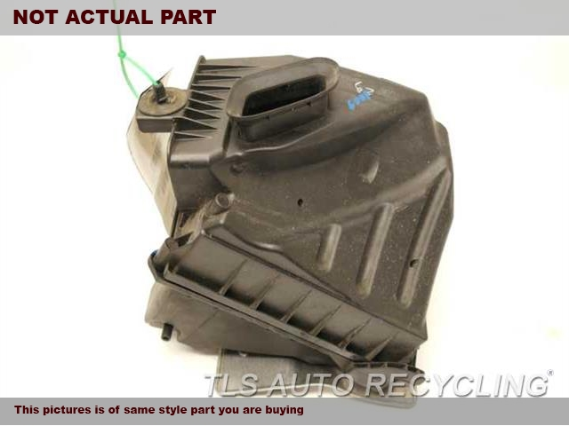 2008 Audi A4 AUDI Air Cleaner. AIR CLEANER BOX 03G133837