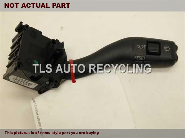 2007 Audi A8 AUDI Column Switch. WIPER SWITCH 4E0953503F