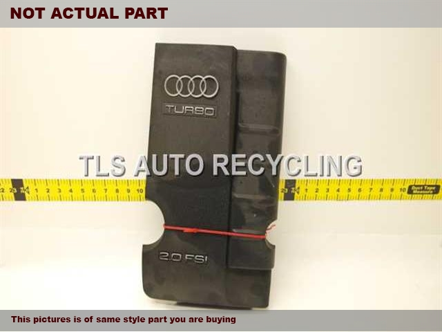 2008 Audi A4 AUDI . ENGINE COVER 06D103925A