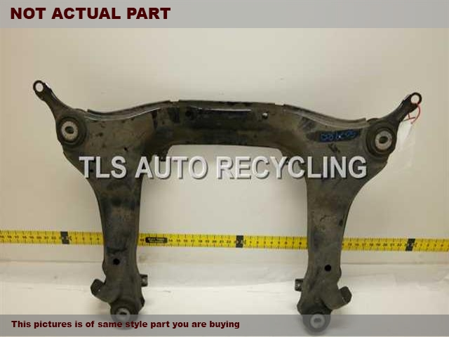 2008 Audi A4 AUDI Sub Frame. REAR CROSSMEMBER 8E0505235BN
