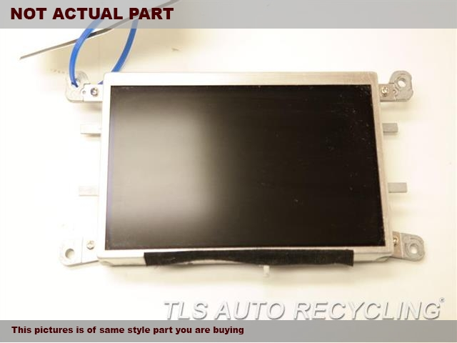 2010 Audi S5 AUDI Navigation GPS Screen. NAVIGATION DISPLAY UNIT 8T0919603A