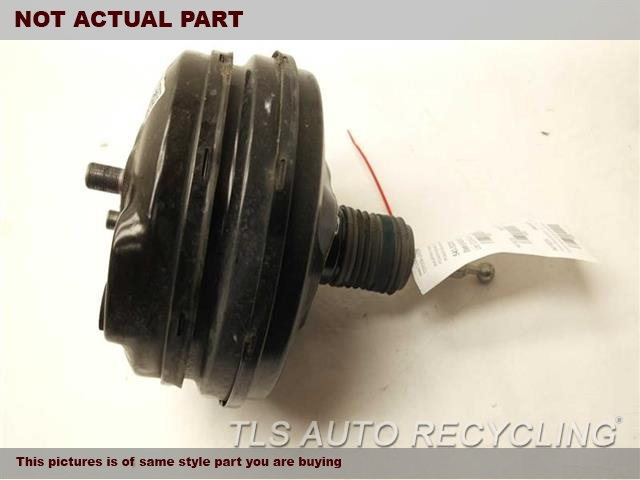 2010 Audi S5 AUDI Brake Booster. POWER BRAKE BOOSTER 8K0612107C