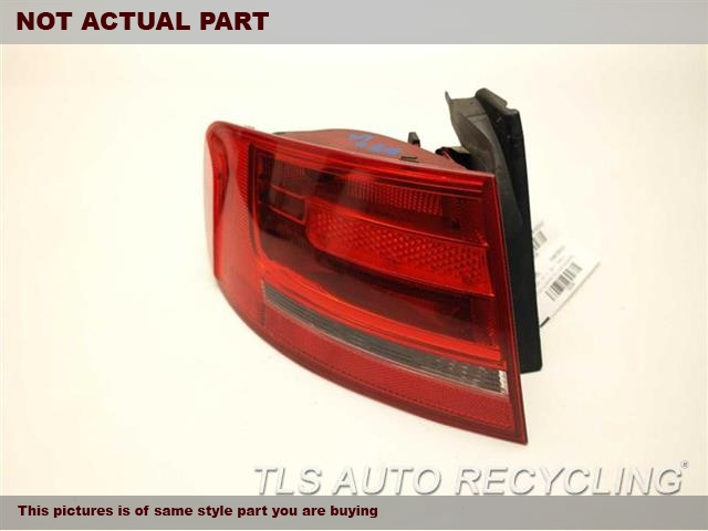 DRIVER QUARTER MOUNT TAIL LAMP