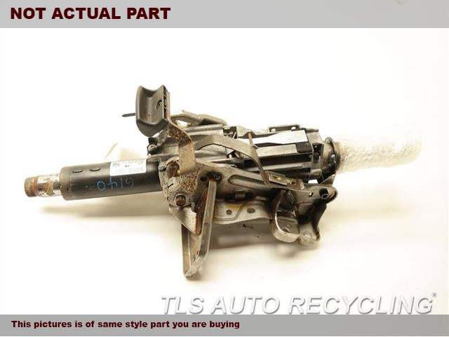 2008 Audi S5 AUDI Steering Column. BLK,FLOOR SHIFT