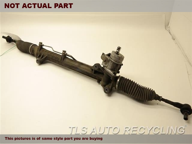 2008 Audi A6 AUDI Steering Gear Rack. STEERING GEAR RACK 4F1422053A