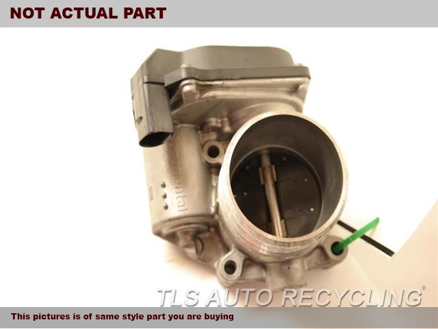 2008 Audi A4 AUDI Throttle Body Assy. THROTTLE BODY 06F133062Q