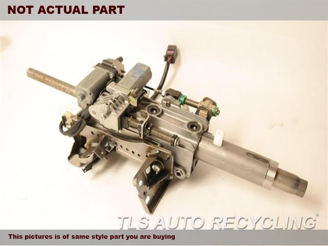 2017 Audi A7 AUDI Steering Column.  FLOOR SHIFT, AXIAL AND VERTICAL
