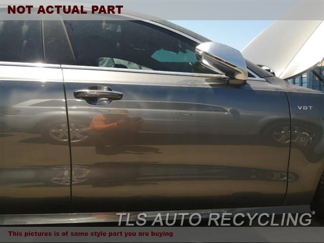 2016 Audi S7 AUDI Door Assembly, Front. 000,RH,GRAY,PW,PL,PM,LAMINATED GLAS
