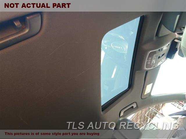 2016 Audi S7 AUDI Roof Assembly. GRAY,(SUNROOF)