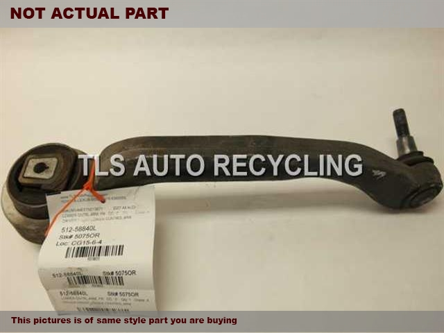 2007 Audi A8 AUDI Lower Cntrl Arm, Fr. 4E0407693NDRIVER FRONT LOWER CONTROL ARM