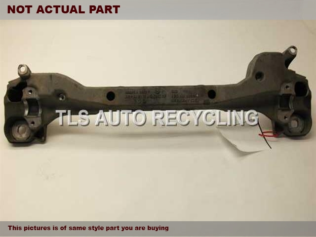 2007 Audi A8 AUDI Sub Frame. 4E0199205NFRONT ENGINE CROSSMEMBER