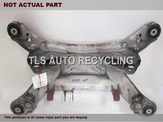 2007 Audi A8 AUDI Sub Frame. REAR CROSSMEMBER 4E0505235H