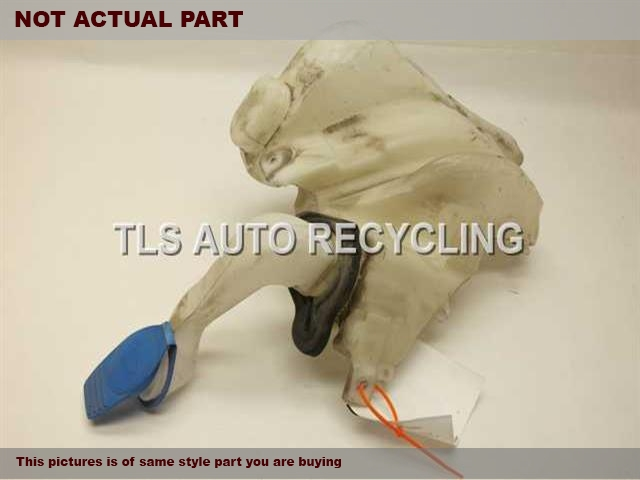 2007 Audi A8 AUDI Wash Reservoir Assy. WASHER RESERVOIR 4E0955453J