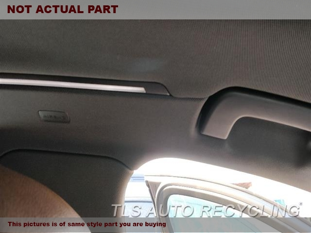 DRIVER ROOF AIRBAG