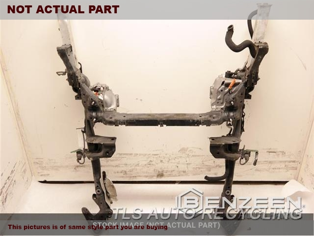 2013 Audi A8 Audi Sub Frame  3.0L,FRONT, ENGINE AND SUSPENSION
