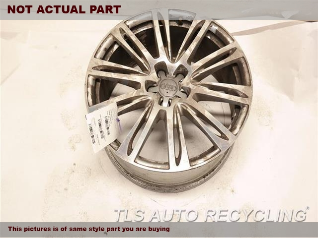 2013 Audi A8 Audi Wheel  000,20X9 (ALLOY), 10 SPOKE