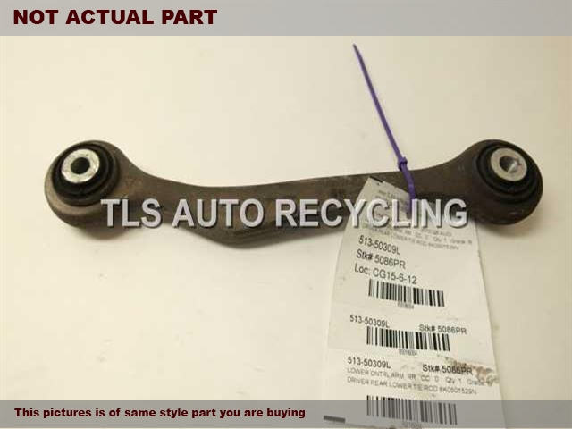 2010 Audi S5 AUDI Lower Cntrl Arm, Rr. DRIVER REAR LOWER TIE ROD 8K0501529N