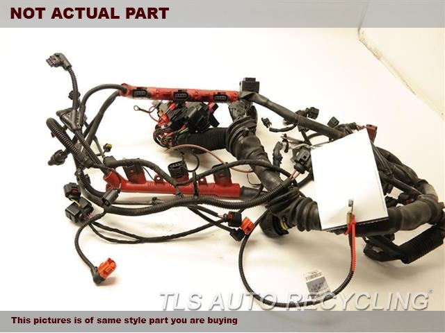 2013 Audi Q5 Audi Engine Wire Harness - 8k1971074ae - Used
