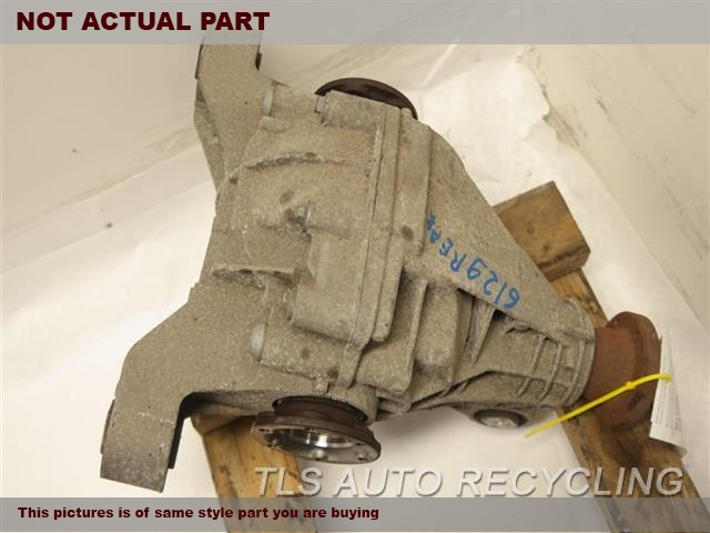 2008 Audi Q7 AUDI Rear differential. REAR DIFFERENTIAL 0AB525017J