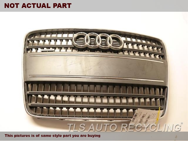 2007 audi q7 audi grille front grill assembly gray. Black Bedroom Furniture Sets. Home Design Ideas