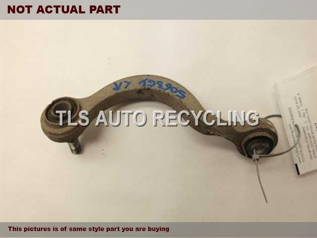 2008 Audi Q7 AUDI Stabilizer Bar. REAR STABILIZER BAR 7L0511025B