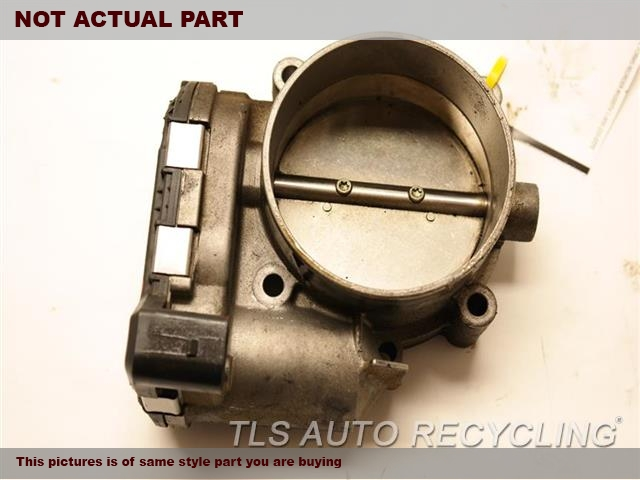 2008 Audi S5 AUDI Throttle Body Assy. THROTTLE VALVE ASSEMBLY, (4.2L)
