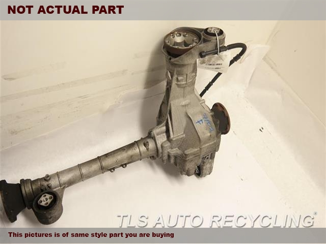 2008 Audi Q7 AUDI Rear differential. FRONT DIFFERENTIAL 0AA409508Q