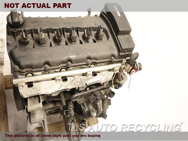 2008 Audi Q7 AUDI Engine Assembly. ENGINE LONG BLOCK 1 YEAR WARRANTY