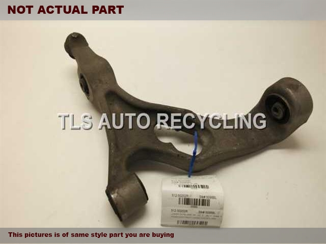 2008 Audi Q7 AUDI Lower Cntrl Arm, Fr.  7L8407152KPASSENGER FRONT LOWER CONTROL ARM